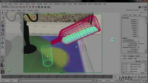 Welcome: Liquid Simulation in Maya