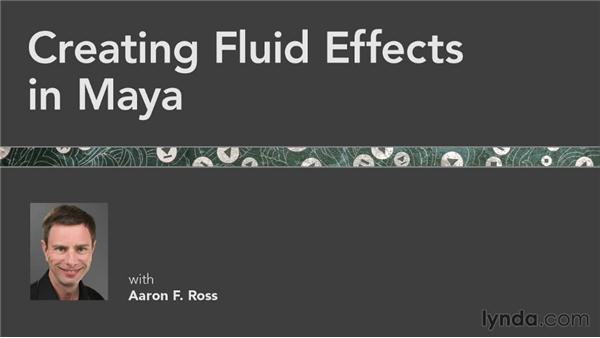 Next steps: Creating Fluid Effects in Maya