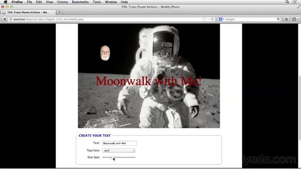 Welcome: HTML5 Projects: Photo Card Titles