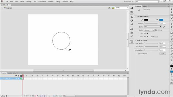 Live preview for drawing tools: Flash Professional: Creative Cloud Updates