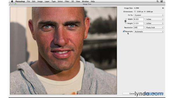 Upsampling a small JPEG with better results: Photoshop for Photographers: 2013 Creative Cloud Updates
