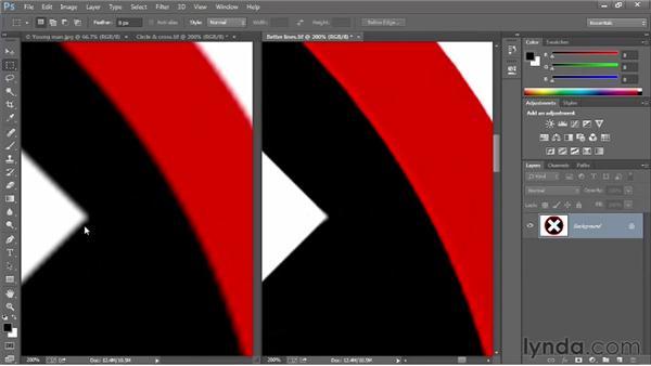 Intelligent upsampling with Preserve Details: Photoshop: 2013 Creative Cloud Updates