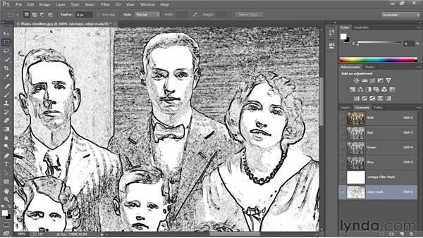 The shape-based Maximum filter: Photoshop: 2013 Creative Cloud Updates