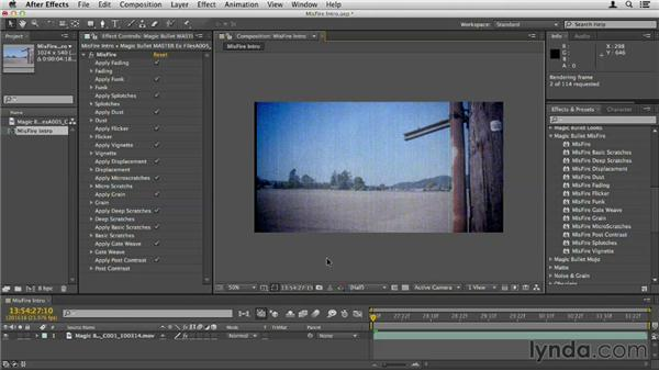 What are the MisFire plugins?: Up and Running with Magic Bullet Suite
