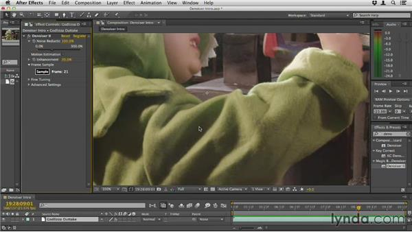 About Denoiser: Up and Running with Magic Bullet Suite