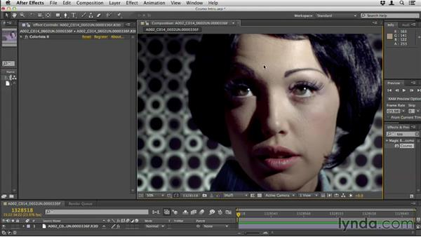 About Cosmo: Up and Running with Magic Bullet Suite