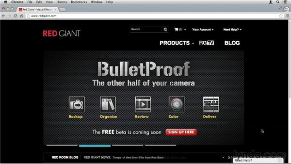 Goodbye: Up and Running with Magic Bullet Suite