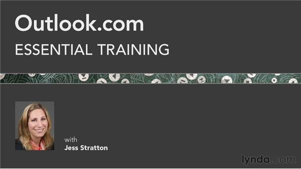 Goodbye: Outlook.com Essential Training