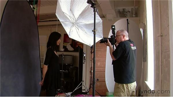 Learning to previsualize your lighting: Lighting with Flash: Basics