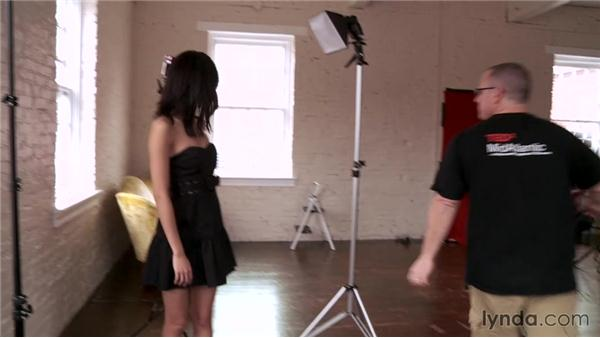 The photo shoot: Lighting with Flash: Basics