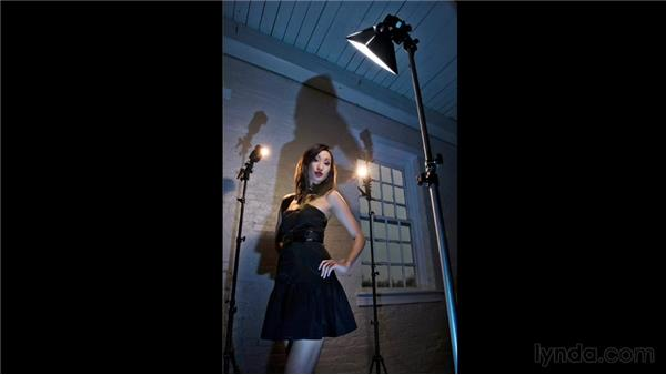 Lighting notebook: Four-light meta shoot: Lighting with Flash: Basics