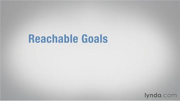 Elements of effective goals: Managing Teams