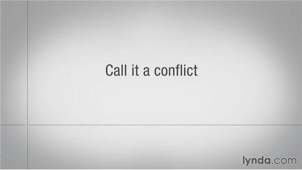 Mediating conflict between others: Managing Teams