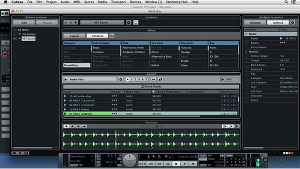 Welcome: Up and Running with Cubase 7