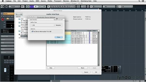 : Up and Running with Cubase 7