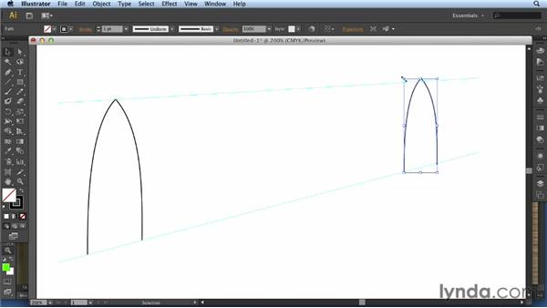 Creating paths for multiple objects: Artistic Concepts with Bert Monroy