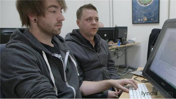 In depth: Bardbarian: The Creative Spark: Grant Skinner, Interactive Developer