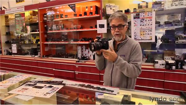 Choosing a camera: The Practicing Photographer