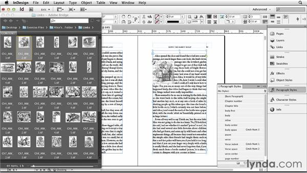 Placing inline graphics: Designing a Book
