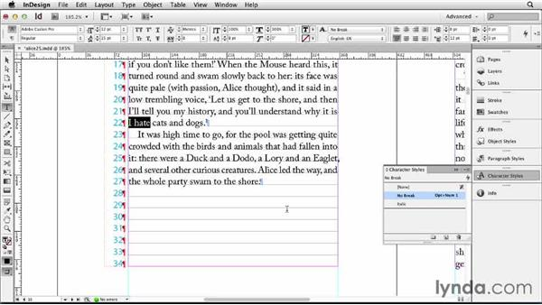 Fixing awkward line endings: Designing a Book