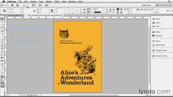 Generating a screen PDF: Designing a Book