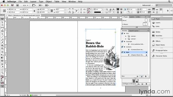 Structuring your book for the EPUB format: Designing a Book