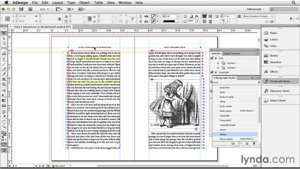 Adapting the EPUB file: Designing a Book