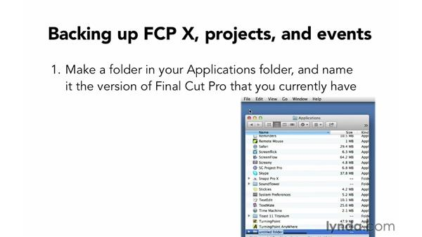 What is my version of Final Cut Pro X?: Commercial Editing Techniques with Final Cut Pro X v10.0.9