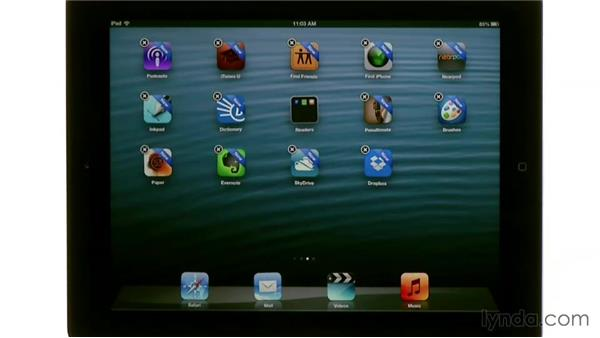 Organizing your apps: iPad Classroom Fundamentals