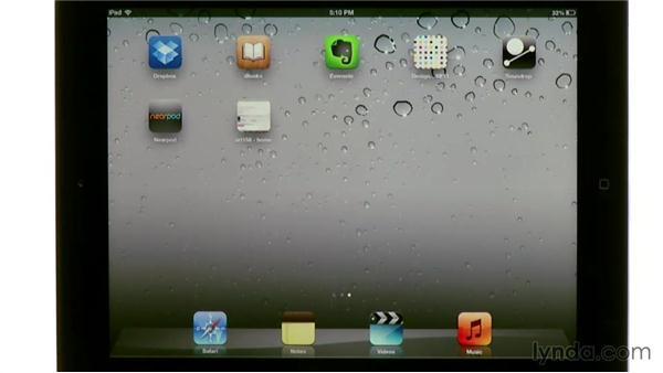 Browsing the web with Safari: iPad Classroom Fundamentals