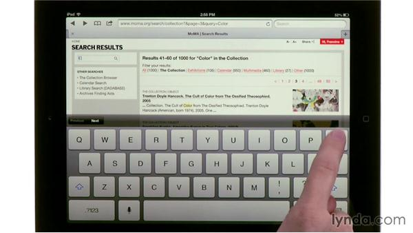 Researching, creating, and sharing results: iPad Classroom: Creating a Research Project