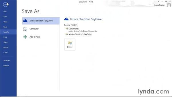 Skydrive: Collaborating on team documents: Monday Productivity Pointers