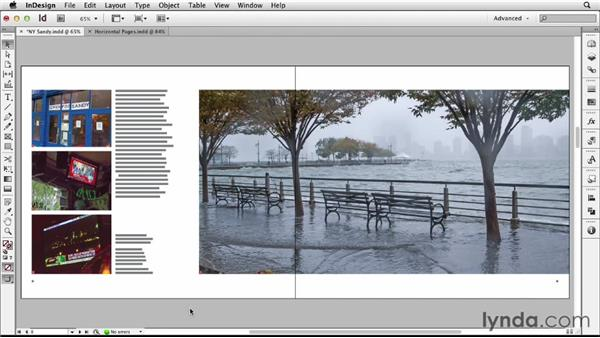 Adding text: Designing a Photo Book
