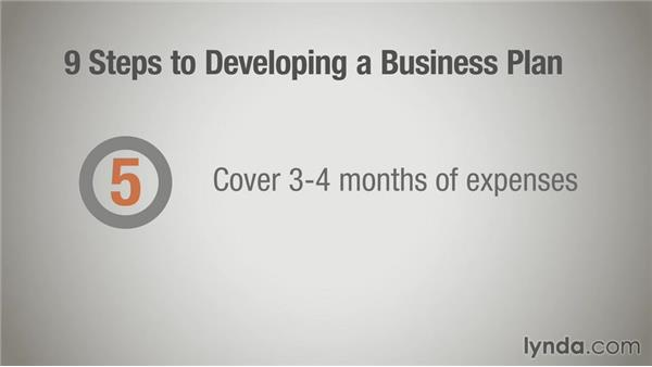 Nine Steps To Developing A Business Plan