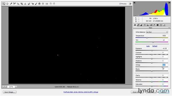 Quick image optimization: Bridge CC for Photographers