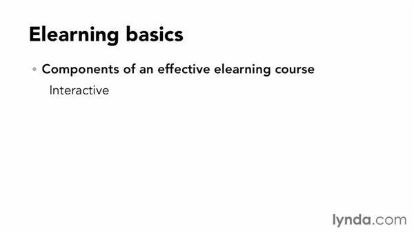 Understanding elearning basics: Up and Running with Articulate Storyline