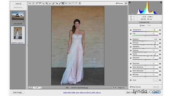 Making selective adjustments: Photoshop CC for Photographers: Fundamentals