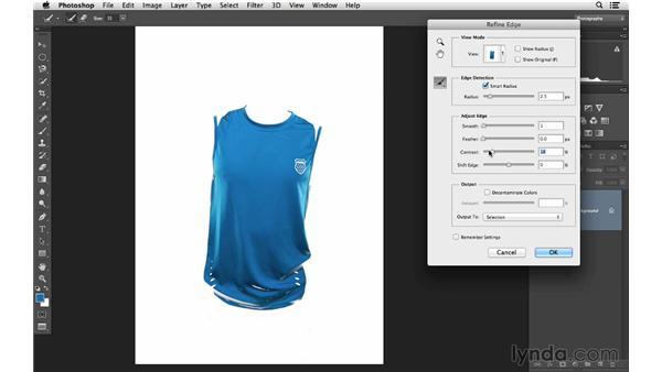 Using Color Range: Photoshop CC for Photographers: Fundamentals