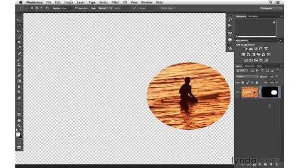 Introducing masks: Photoshop CC for Photographers: Fundamentals