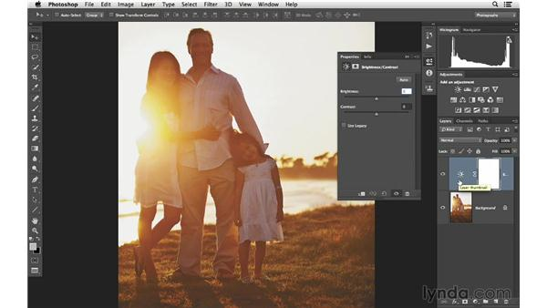 Automatically improving your images: Photoshop CC for Photographers: Fundamentals