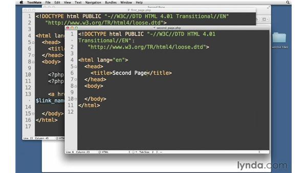 : PHP with MySQL Essential Training