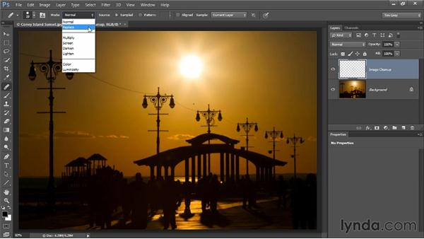 The Healing Brush tool: Photoshop CC Image Cleanup Workshop