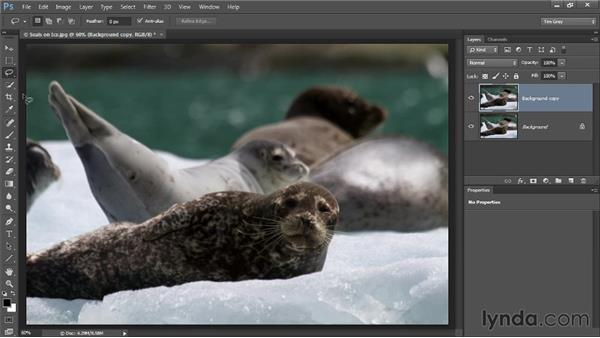 Content-Aware Fill: Photoshop CC Image Cleanup Workshop
