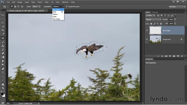 The Content-Aware Move tool: Photoshop CC Image Cleanup Workshop