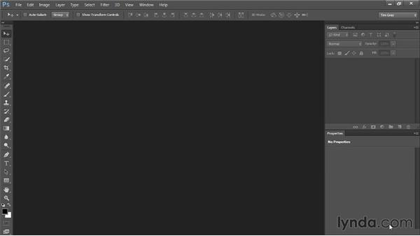 Cancel, Save, Done, or Open: Photoshop CC Raw Workshop