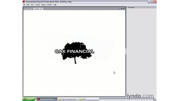 video of unusual sizes: Flash MX 2004 Audio & Video Integration