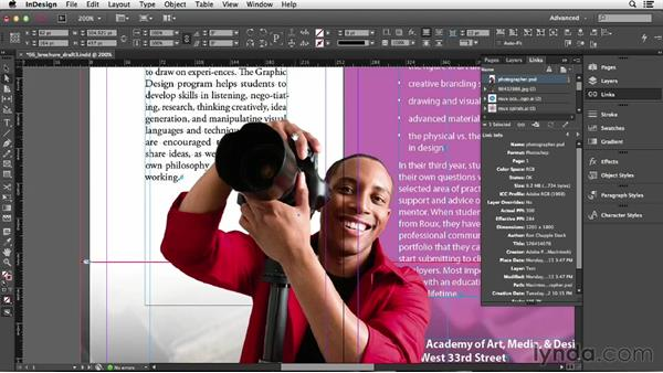 Welcome (CC 2014): InDesign CC Essential Training (2013)