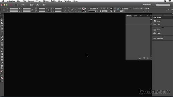 Setting rulers and measurements: InDesign CC Essential Training (2013)