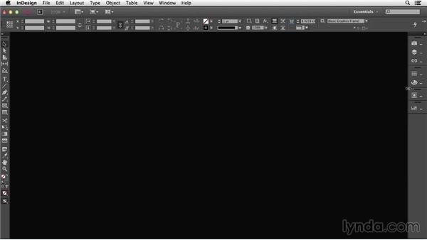 Working with panels: InDesign CC Essential Training (2013)