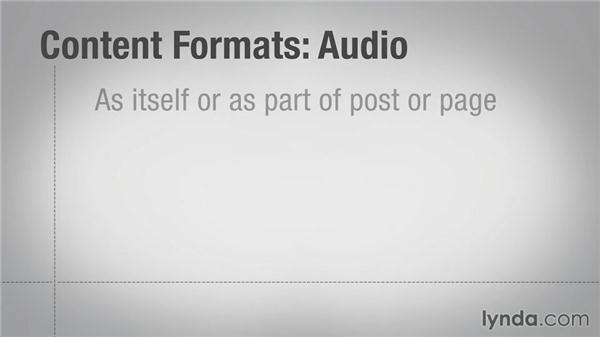 Content formats and types: Blogging for Your Business